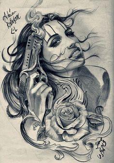 G tatoo art, body art tattoos, bild tattoos, tatuajes tattoos, new tatt Chicano Tattoos Gangsters, Chicano Art Tattoos, Chicano Drawings, Gangster Tattoos, Tatuajes Tattoos, Bild Tattoos, Body Art Tattoos, Sleeve Tattoos, Tattos