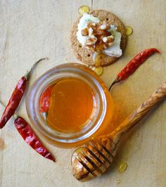 Hot pepper honey is easy to make and a real treat!
