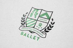 Princeton University Ballet logo || Jody Worthington