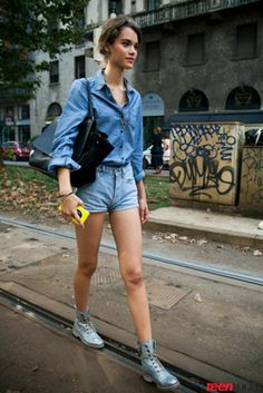 Our Favorite Street Style Looks from Milan Fashion Week