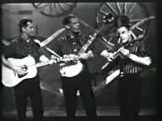 ... Shady Grove, Lonesome Traveller ... Kingston Trio