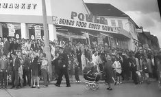 Powers Supermarket Opening 1965 Grange Cross Thanks to Ballyfermot Library Old Photos, Thankful, Album, Travel, Old Pictures, Viajes, Vintage Photos, Old Photographs, Destinations