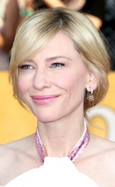 Cate Blanchett from Best Beauty Looks at the 2014 SAG Awards | E! Online