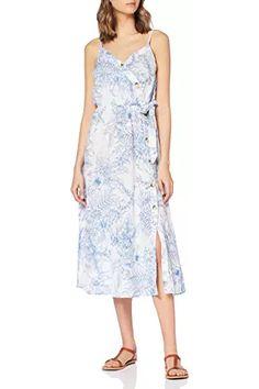 Dorothy Perkins Women's Toile De Joie Tie Front Cami Dress