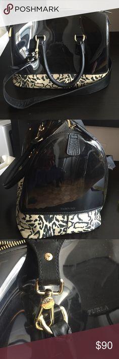 Furla Handbag very good condition furla candy bag(like new)70% off retail price Furla Bags Crossbody Bags
