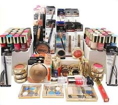 Mixed Makeup Lot's. Bulk Quantities 25, 50 or 100. Choose Your Quantity! Local Pick-Up: We would like to save you as much as possible!