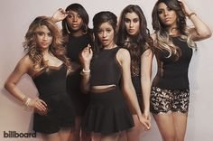Fifth Harmony, 2014.