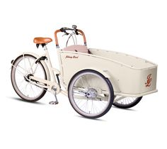 Ivory - Products - Johnny Loco, €1,979.00, Bakfiets.