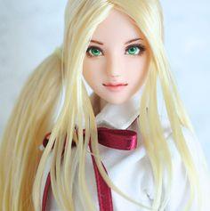 "★ and Rey ★ 1/6 custom doll head ""hanna"" / [Buyee] ""Buyee"" Japan Shopping Service | Buy from Yahoo! Buy from Japan!"