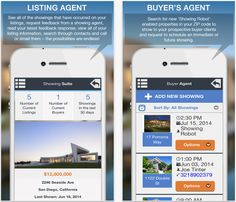 Looks Like A Great App For Realtors And Buyers/sellers... Showing Suite