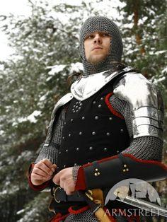 Medieval Combat Pauldrons Spaulders Arm Armor