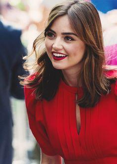 JENNA COLEMAN IS THE MOST PERFECT PERSON ON EARTHHHHHHHH <3 I LOVE HER #womancrusheveryday