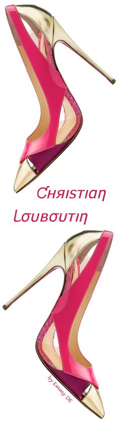 Brilliant Luxury ♦ Christian Louboutin 'Galata'