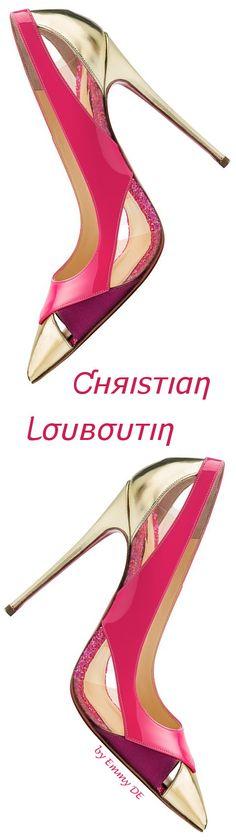 Emmy DE * Christian Louboutin 'Galata'