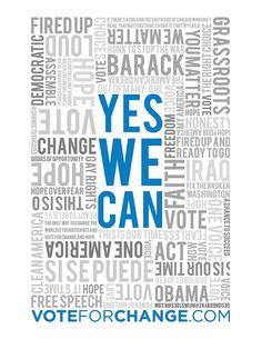 Yes We Can. Bienal del Cartel Bolivia BICeBé® 2013