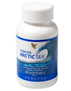 New and improved Forever Arctic Sea® provides a perfect balance of Omega-3 fatty acids in a proprietary blend of natural fish oil and calamari oil to better support your cardiovascular system, brain, and eyes. This unique blend is exclusive to Forever Living and provides not only 33% more DHA per day, but creates the perfect balance of DHA and EPA for optimal health and wellness. http://www.healeraloe.flp.com/