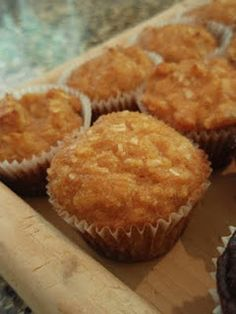 Paleo coconut muffins- making these for breakfast!