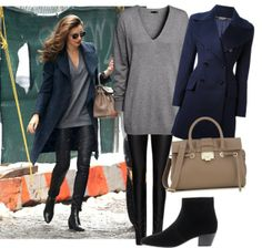 """Steal the look from Miranda Kerr"" by bergstromfilippa on Polyvore"