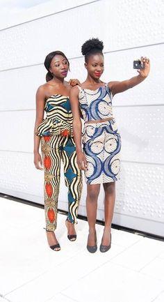 African fashion #Slendor #Splendor