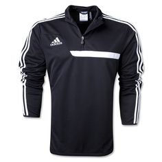adidas Tiro 13 Black Training Top - model Z21125 - only $53.99