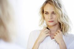 Diane Kruger for Brazilian jewelry brand H.Stern + New Interview