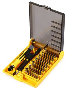 45 in 1 Screwdriver Tool Kit