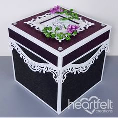 Heartfelt Creations - Fairy Explosion Box Project