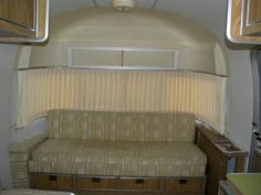 Drapes For Airstream and Argosy Trailers