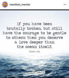 Love so deep