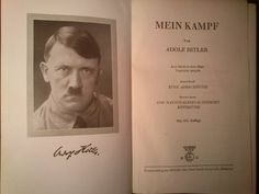 Mein Kampf 1941 de Adolf Hitler…