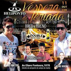 Véspera de Feriado no Heliponto Bar Coloque seu nome na lista pelo link: http://www.baladassp.com.br/balada-sp-evento/Heliponto-Bar/536 Whats: 951674133