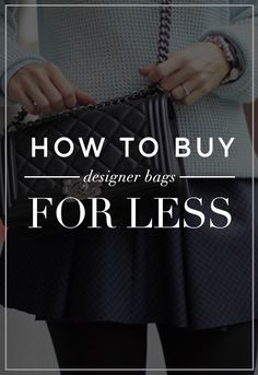 The 10 Best Places to Buy Designer Bags for Less Handbags On Sale, Gucci Handbags, Luxury Handbags, Fashion Handbags, Wholesale Handbags, Luxury Bags, Cute Purses, Purses And Bags, Designer Handbags For Less
