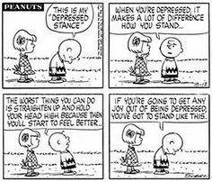 Charlie Brown Depressed