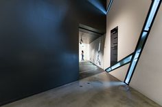 Gallery of Daniel Libeskind's Jewish Museum Berlin Photographed by Laurian Ghinitoiu - 10
