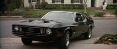 Marked for Death 1973 Mustang Mach 1