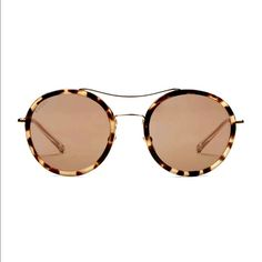 e6badb4b2a07 Gucci Ultra-Light Round Sunglasses Brand new