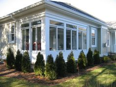 Sunrooms - greenhouses - new york - Wendel Home Center