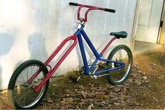 Custom bicycle I made.