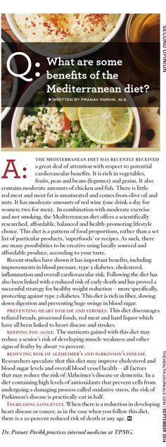 #ClippedOnIssuu from The Health Journal September 2014