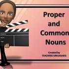 This 34 slide presentation will give your students an abundance of opportunities to learn about common and proper nouns in a variety of different ways!