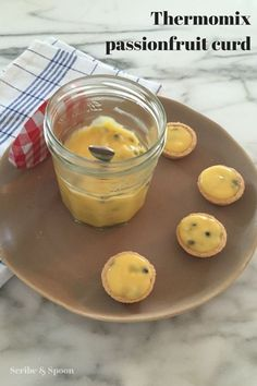 This 20-minute Thermomix passionfruit curd is surprisingly versatile and its pleasant tartness provides a foil to many sweet dishes. Here are five ways to use