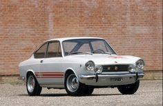 1970 FIAT 850 Sport Coupe                                                                                                                                                                                 Mais