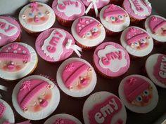 Baby cupcakes girl