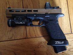 Zev Tech Glock 34 by Glock Worx / Amazing Weapon