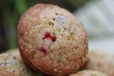 Cranberry-Zucchini Muffins- Made these and they turned out great... Tweaked them of course though, added half whole wheat and used half the sugar and oil and then added two mashed bananas .... Turned out great! - Lindsey