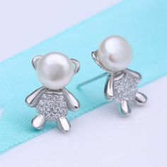 Sterling Silver Baby Earrings Suppliers | Best Sterling Silver ... Baby Earrings, Sterling Silver