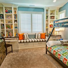 Kids Photos Boys' Rooms Design, Pictures, Remodel, Decor and Ideas - page 9