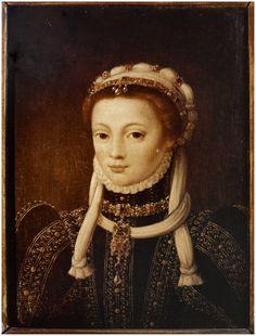 Anna van Egmond, Antonio Moro, ca. 1555. Foto RKD – Nederlands instituut voor kunstgeschiedenis, Den Haag