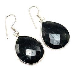 Silvestoo India Moss Agate Gemstone 925 Sterling Silver Earring PG-100761   https://www.amazon.co.uk/dp/B06XX9LFWB