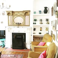 Helen wells artist home #colour #decor #art #artist #boho home